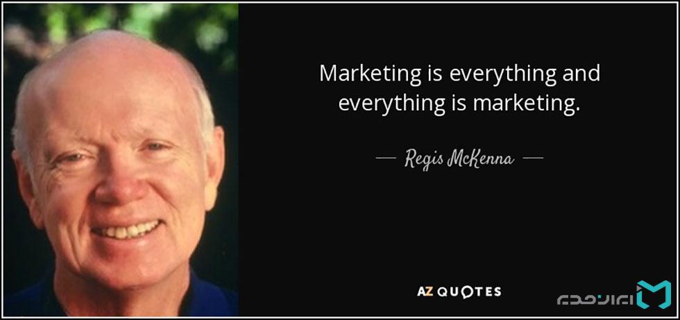 تعریف ام سی کنا از بازاریابی چیست؟
