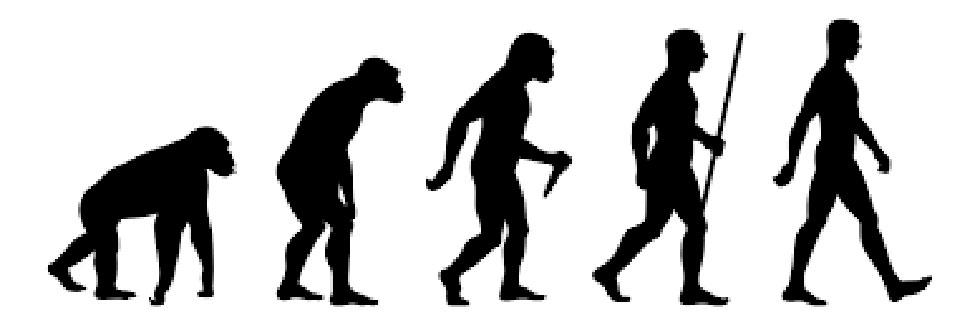 تغییر استراتژیک و تئوری تکامل