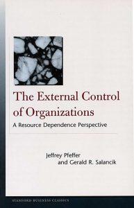 مکاتب دهگانه استراتژی و کنترل خارجی سازمانها