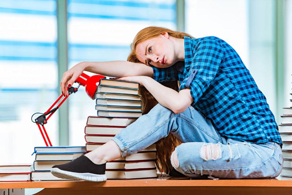 تقویت یادگیری با کتب زیاد