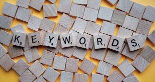کلمات کلیدی سایت
