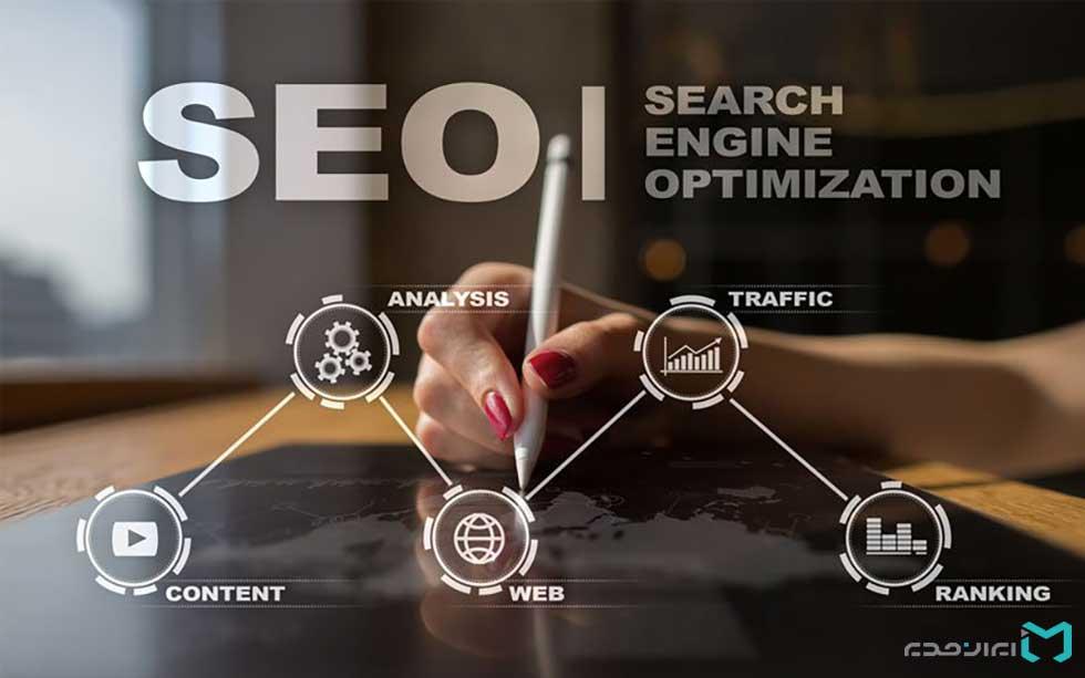 تبلیغات کلیکی گوگل و سئو در موتور جستجو