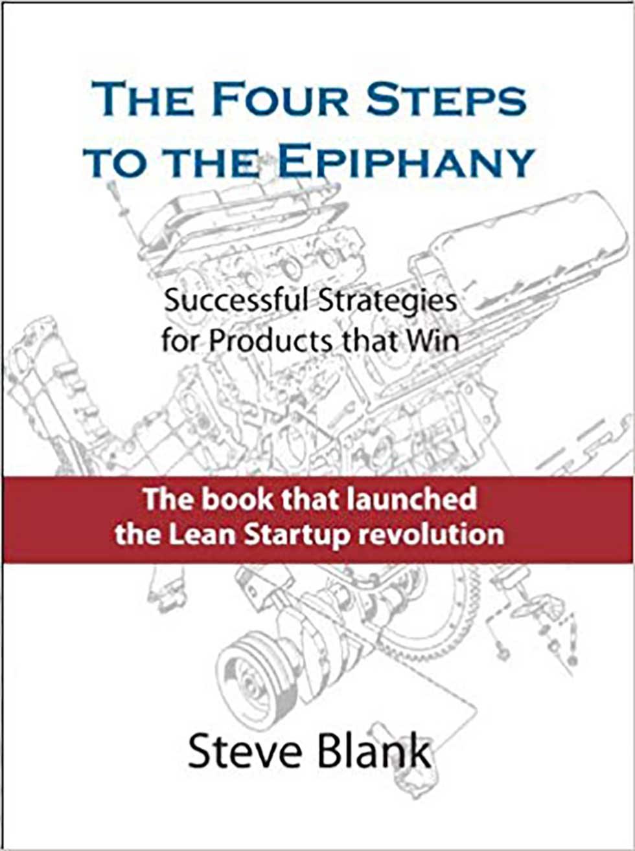 آموزش کارآفرینی و کتاب استیو بلنک