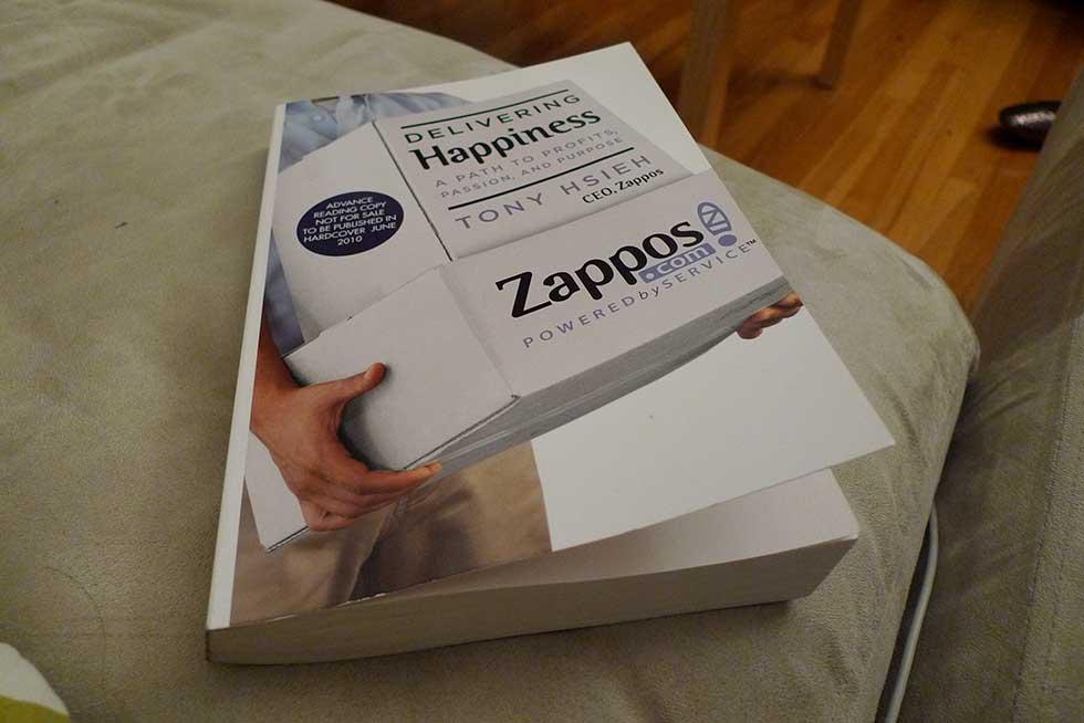 آموزش کارآفرینی و کتاب ارمغان شادی