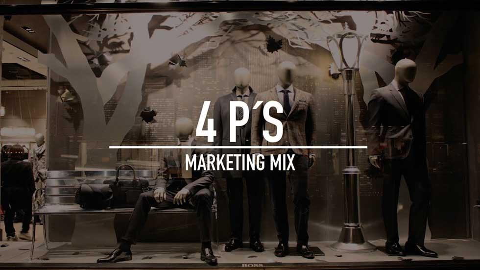 مارکتینگ پلن و آمیخته بازاریابی