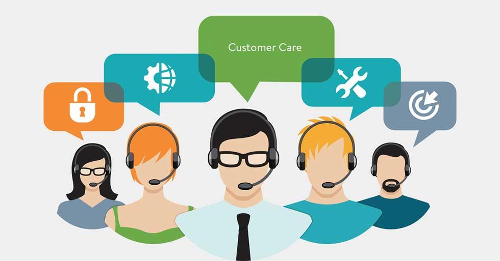 خلاقیت و نوآوری و خدمات به مشتریان