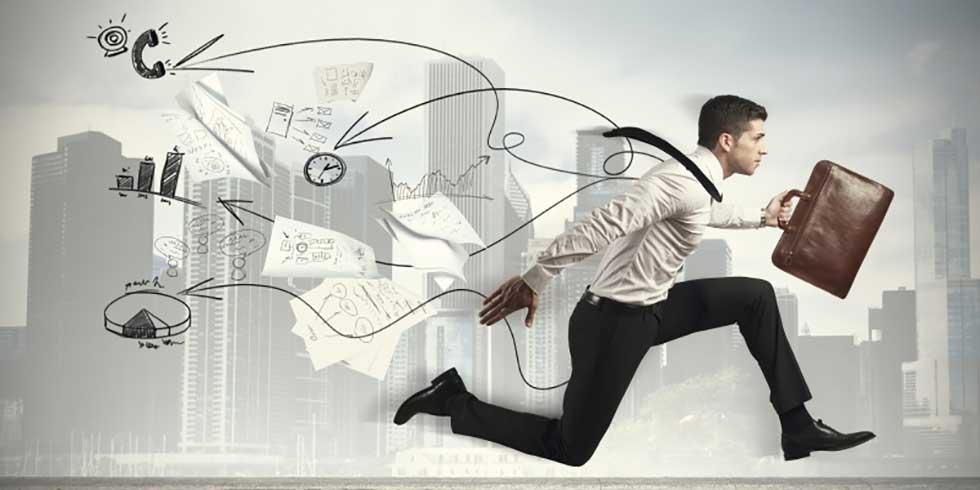 خلاقیت و نوآوری و سرعت در کسب و کار