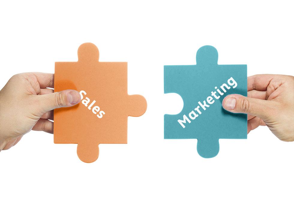 بازاریابی شخصی و فروش