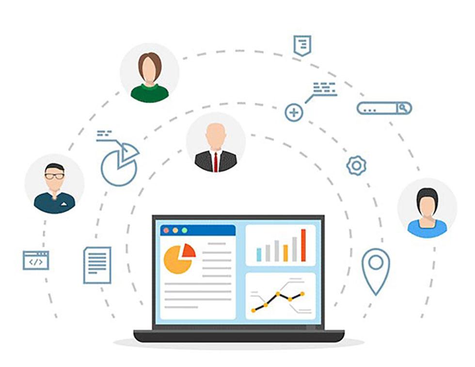 بهبود کسب و کار و داده های مشتریان