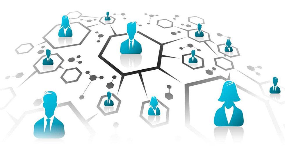 پیشرفت کاری و شبکه سازی