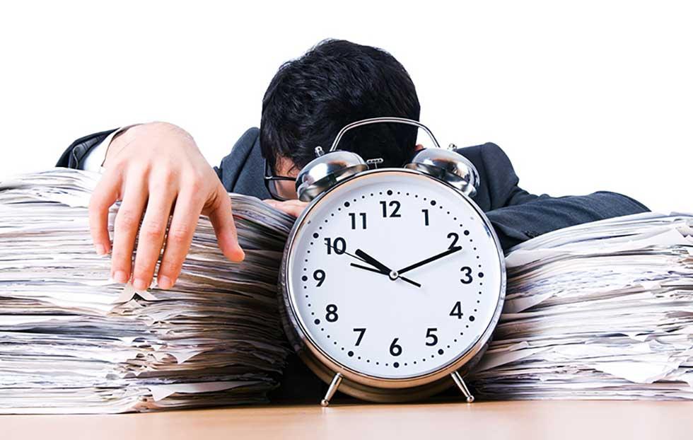 مدیریت استرس و مدیریت زمان