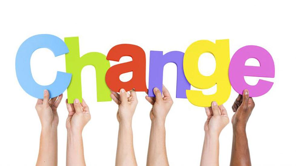 مدیریت تغییر و مراحل آن