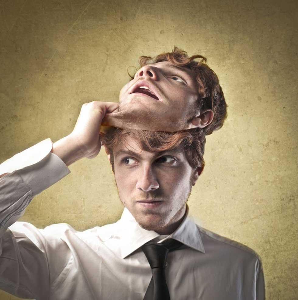 تنفر از خود اختلال یا ویژگی