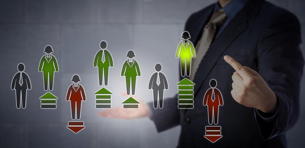 استراتژی رهبری و رشد دادن