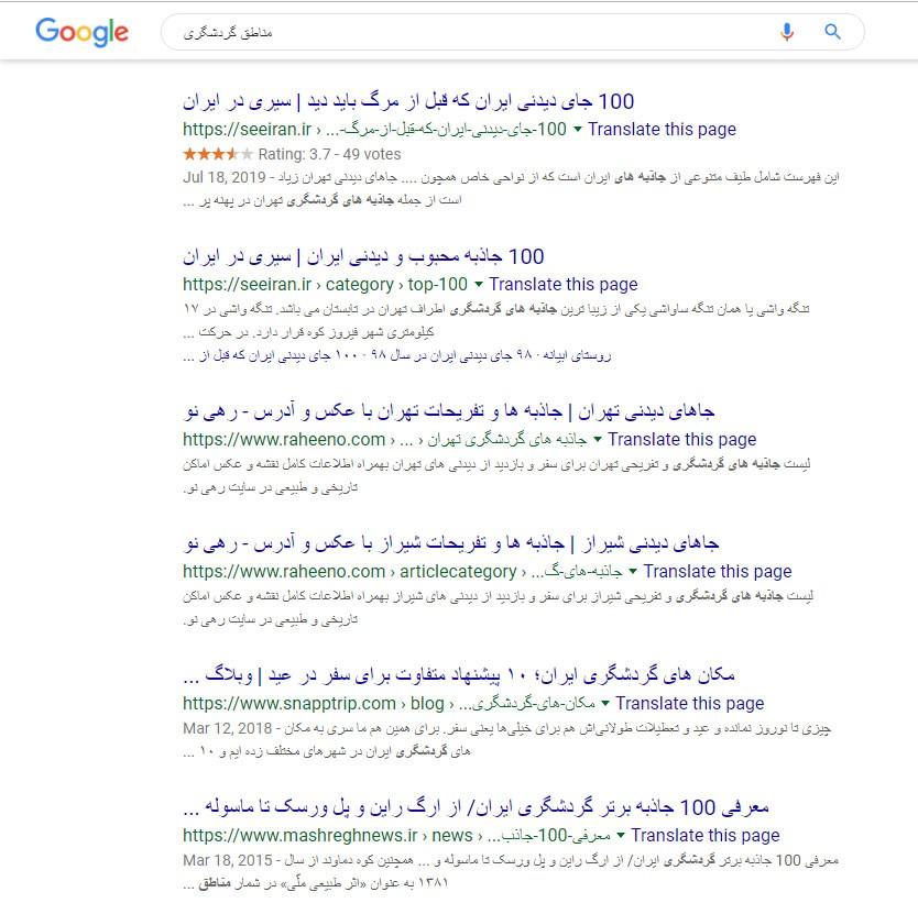 بازاریابی شبکه های اجتماعی و مطالب بخش بندی شده