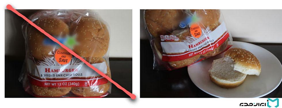 تبلیغات و نشان دادن محصول خارج از بسته بندی