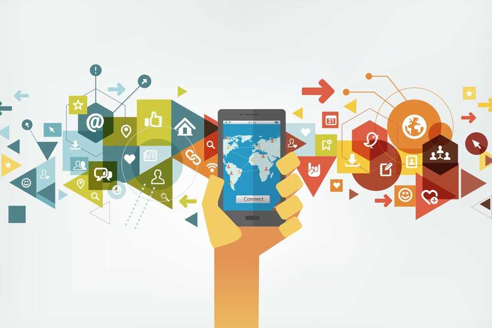 بازاریابی شبکه های اجتماعی و انتقال پیام
