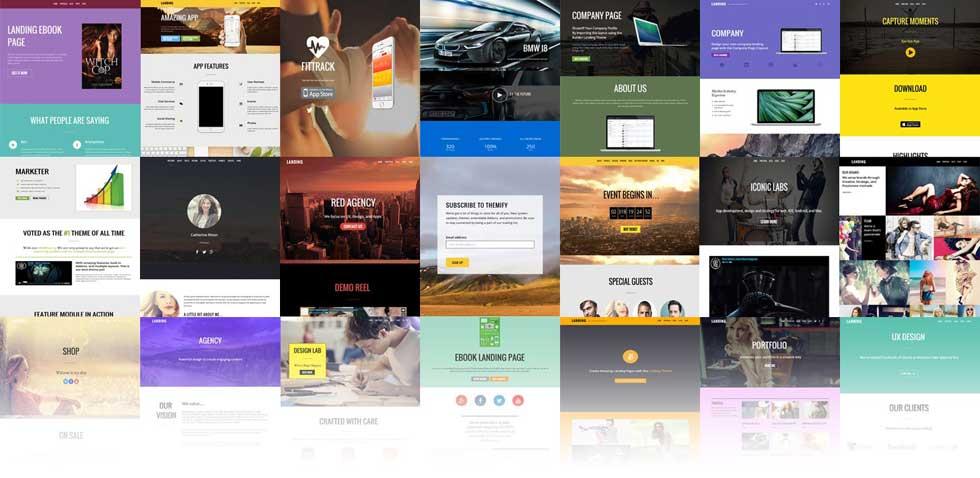 بازاریابی شبکه های اجتماعی و قالب سایت