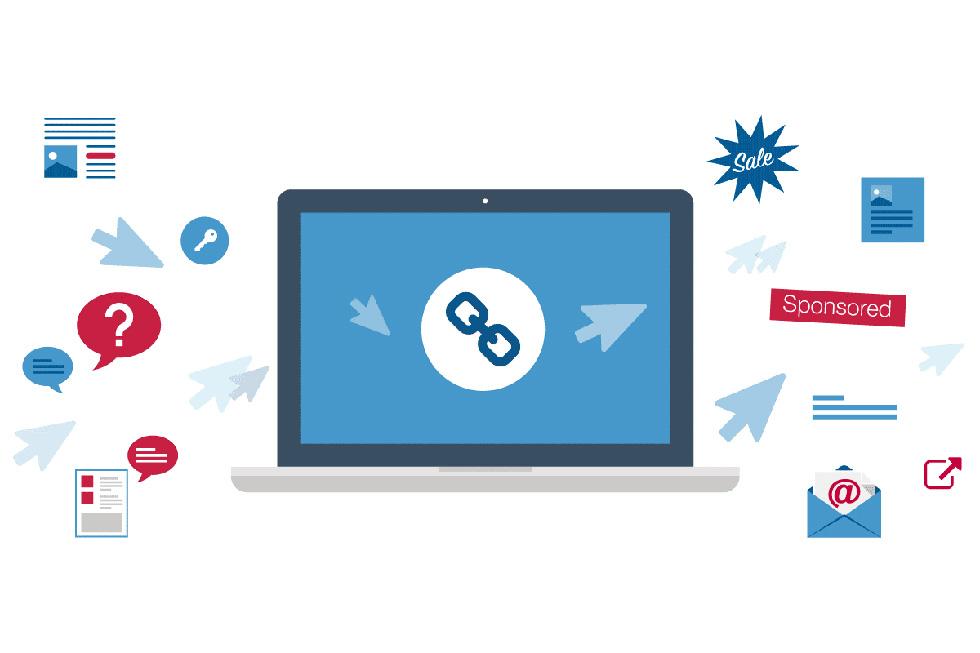 بازاریابی شبکه های اجتماعی و لینک سازی