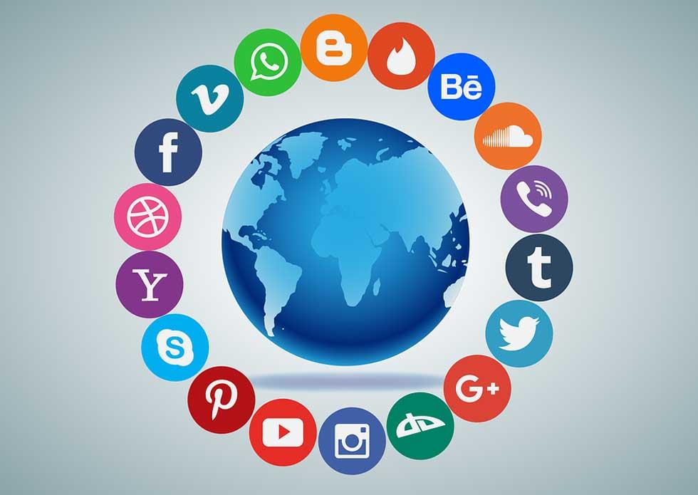 بازاریابی شبکه های اجتماعی و انواع آن