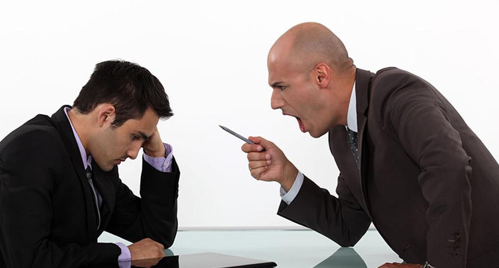 رفتار مدیریتی و مقصریابی