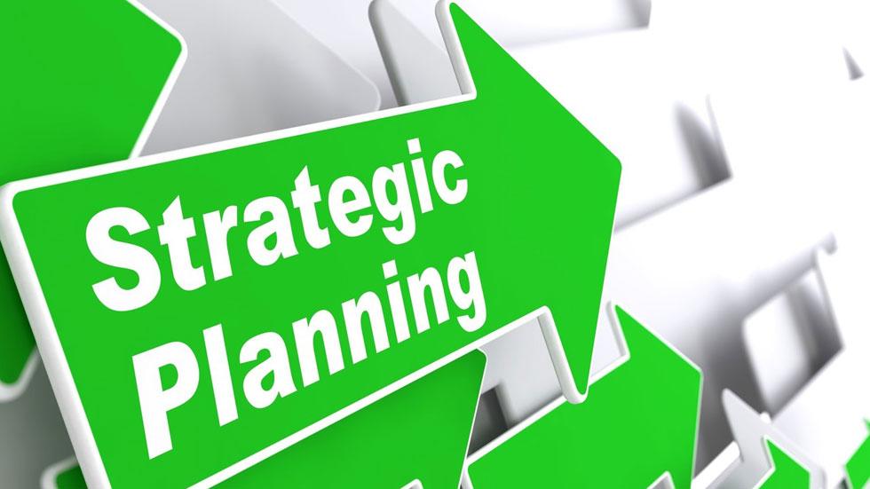 برنامه بلند مدت و استراتژی