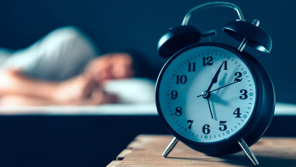 خواب راحت و ساعت بدن