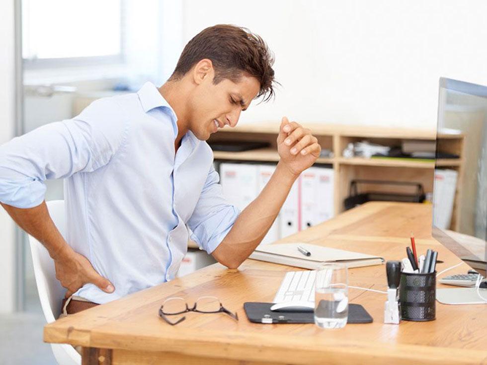 سوگیری ذهنی و صدمات پشت میز کار