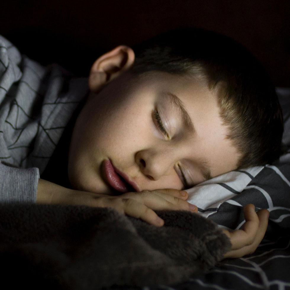 خواب راحت و تناسب با سن