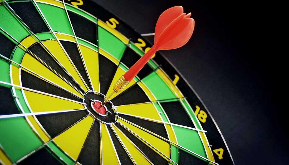 اهداف فروش و نرخ پیروزی