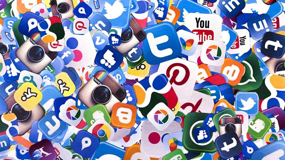 شبکه های اجتماعی جدید و چشم انداز شلوغ