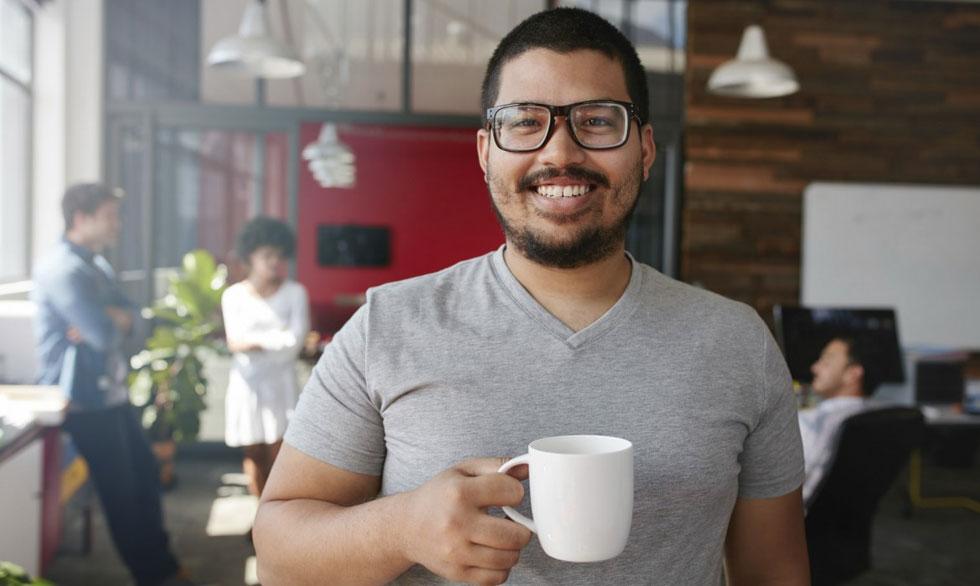 عدم تمرکز حواس و نوشیدن قهوه