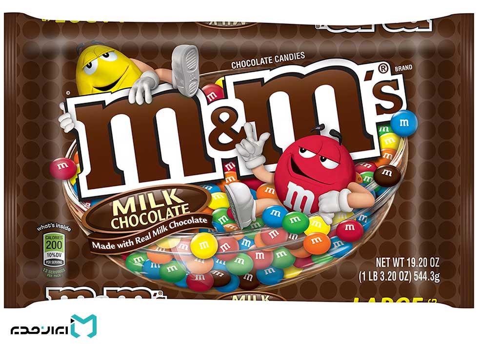 بازاریابی عصبی و M&Ms