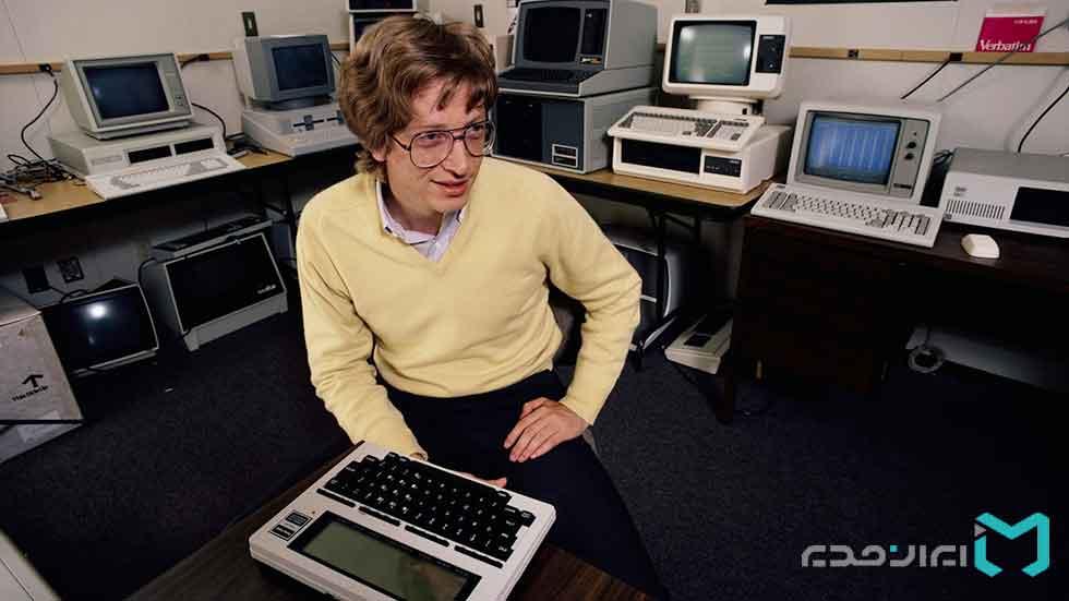 قیمت گذاری و اختراع مایکروسافت بیل گیتس