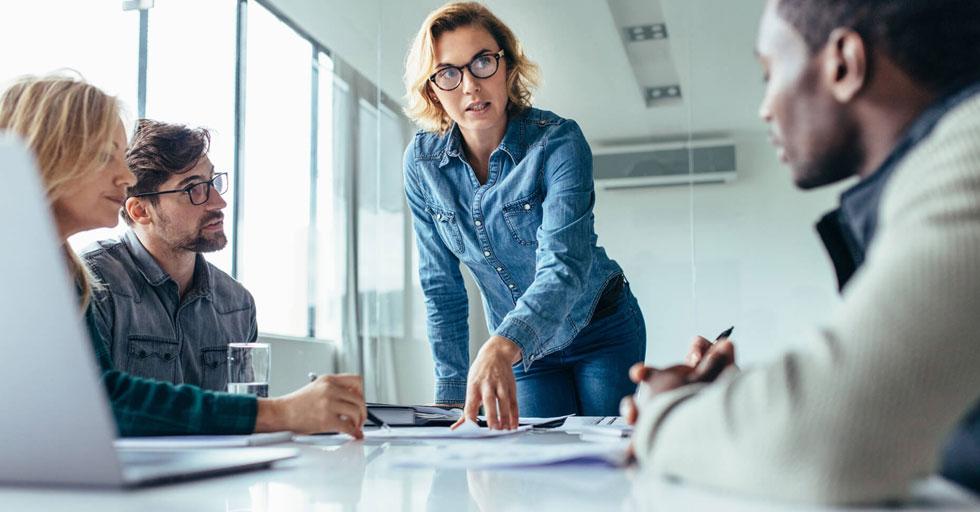 اهمیت بازاریابی محتوا و رهبری تیم
