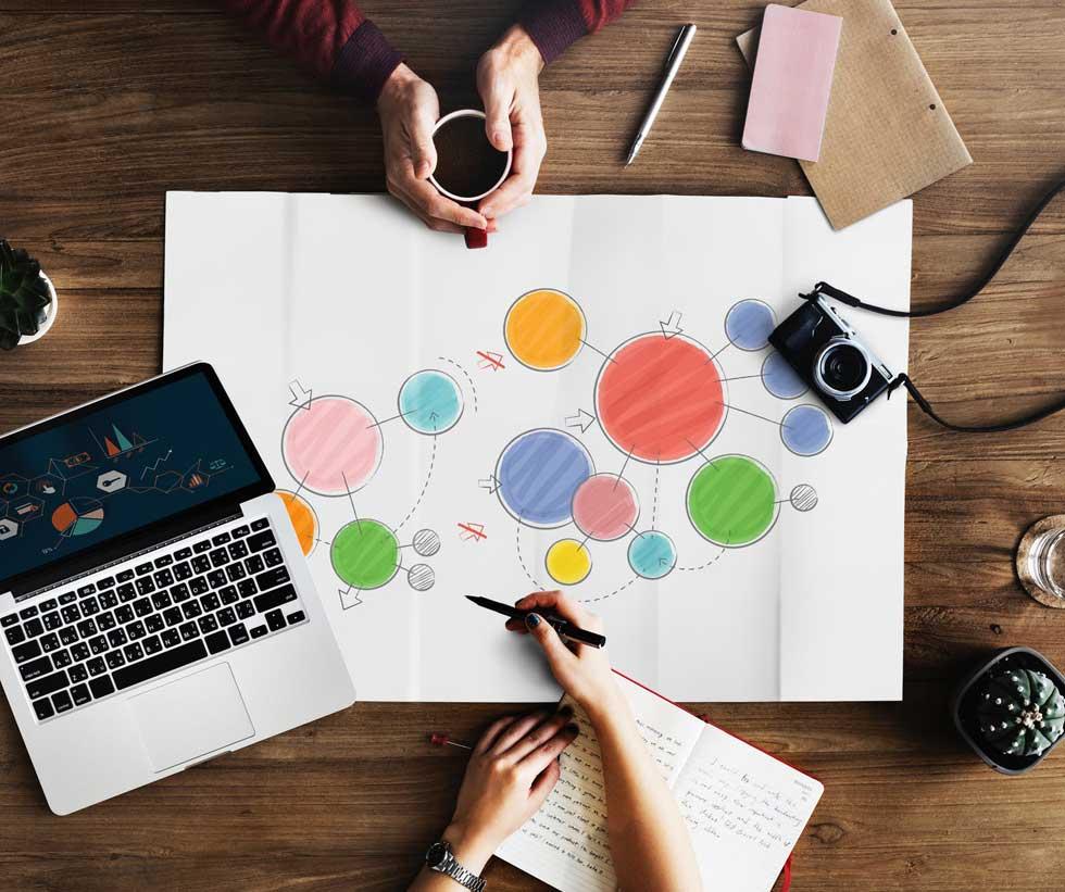 اهمیت بازاریابی محتوا و ایجاد ساختار