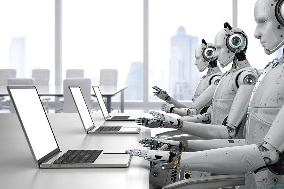 هوش مصنوعی در کسب و کار به جای انسان