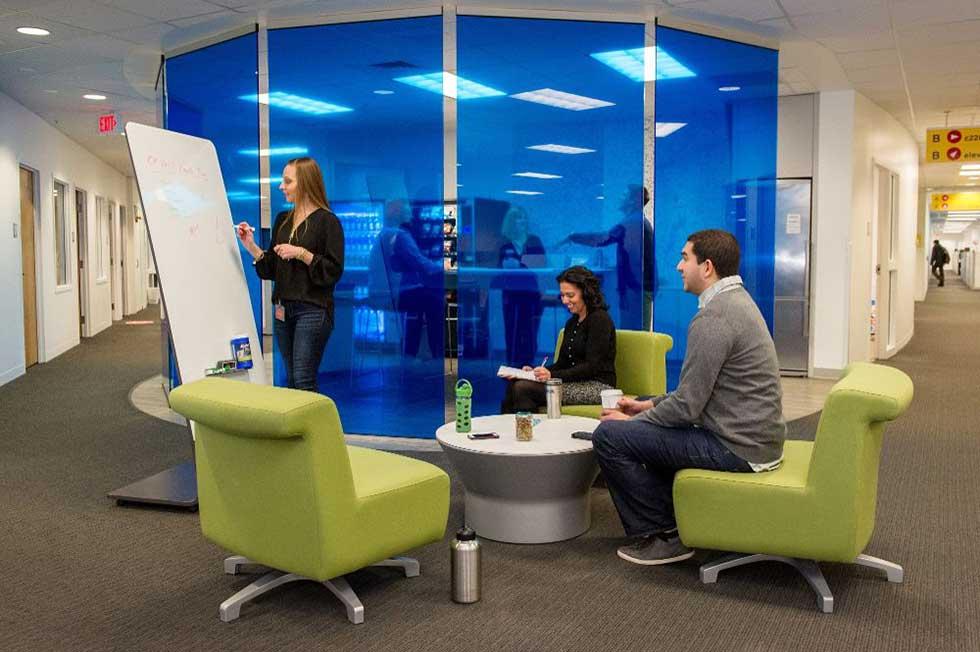 طراحی محیط کارو محیطی مشارکتی
