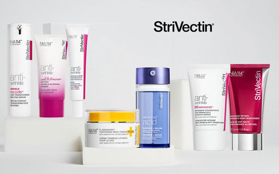 مزایای محصولات و برند StriVectin