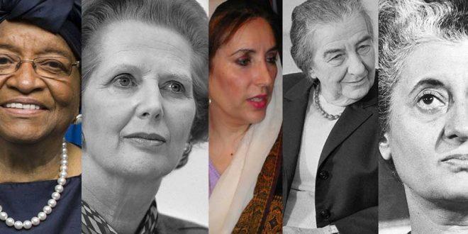زنان رهبر