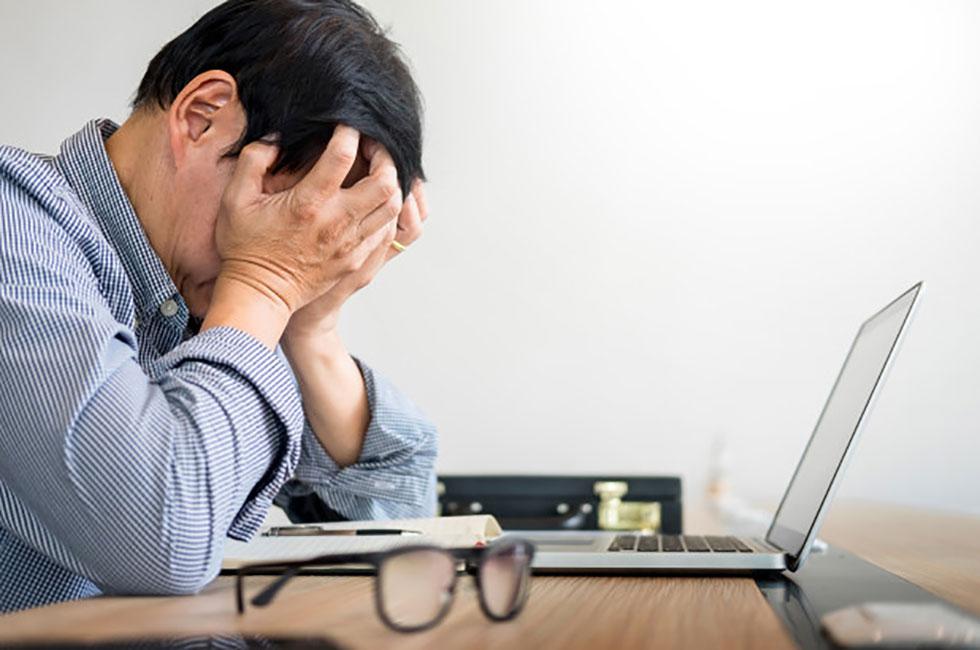 استرس کاری و خطرات آن