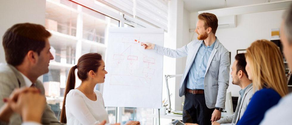 شبکه کسبوکار و رهبران