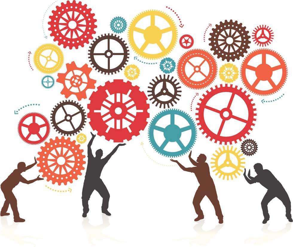 فرهنگ های سازمانی و مشارکت نیروها
