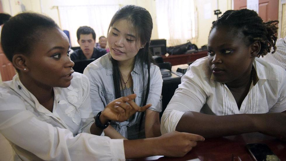 تنوع فرهنگی در سازمان های آفریقایی
