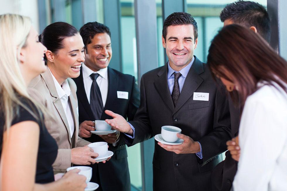 شبکه کسب و کار و رقبای کاری