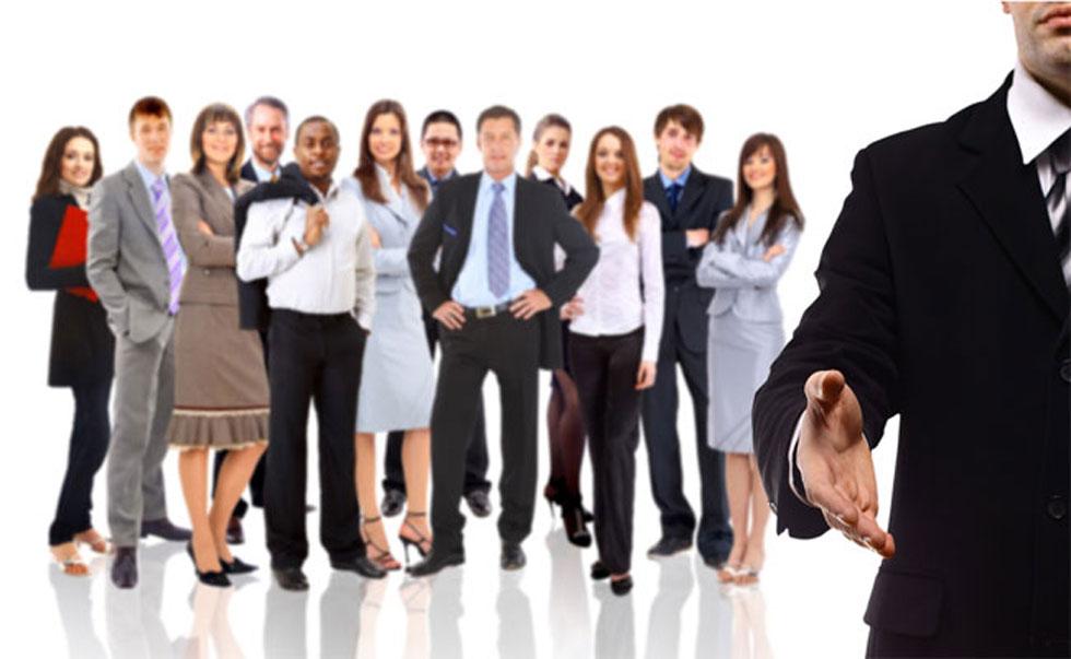 جلسه استخدام و مدیر منابع انسانی