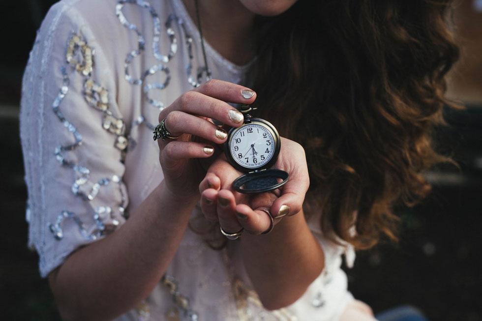 انجام مدیتیشن و تنظیم زمان سنج