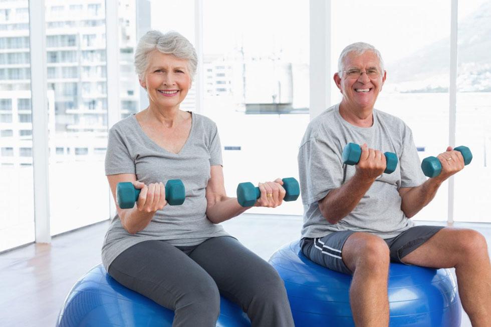 دوران پیری و ضعف جسمی