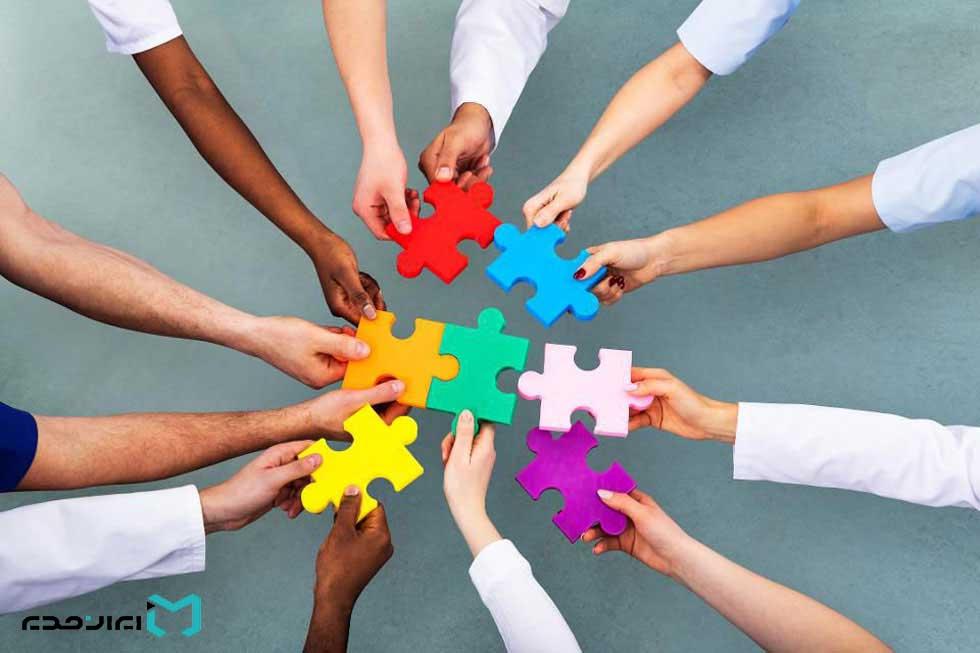 مدیریت منابع انسانی و ویژگی فرهنگ سازمانی