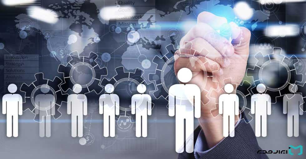 مدیریت منابع انسانی موفق